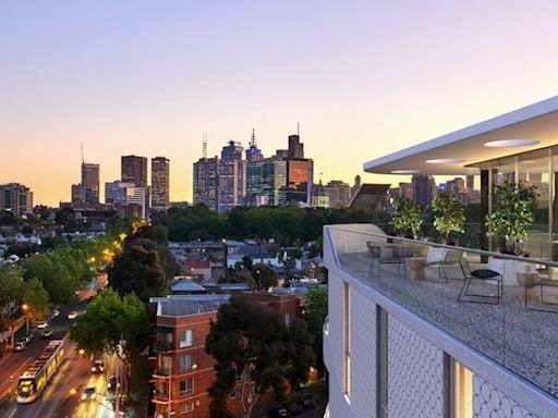 澳洲置業︱墨爾本大學Carlton區唯一新盤 新樓平過二手 首期25萬起 | 蘋果日報