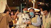 台南城市音樂節、森山市集盛況空前 黃偉哲:來台南逛市集享受好音樂