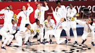 Team USA women's basketball overpowers Japan in gold medal game, U.S. women's volleyball captures their first gold | What You Missed