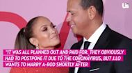Alex Rodriguez: Why Jennifer Lopez Is 'Nervous' About Inauguration Performance
