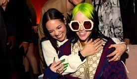 Billie Eilish, Beck, Lil Nas X Rock Grammy Afterparties (Photos)