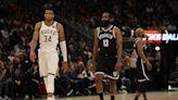 Giannis Antetokounmpo, Milwaukee Bucks remind Brooklyn Nets who runs the East