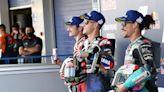 La grille de départ du GP d'Espagne MotoGP