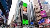 登封Spotify EQUAL 魏如萱躍世界地標-紐約時代廣場巨幕   蕃新聞