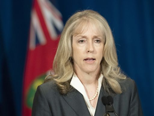 Ontario's long-term care minister accuses NDP, Andrea Horwath of spreading 'misinformation'