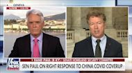 Rand Paul: Scientists who funded Wuhan research cannot be part of new COVID probe 'investigating themselves'