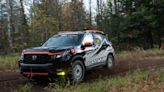 2022 Honda Passport is Ready for Stage Rally Competition