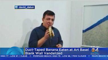 Art Basel's Pricey Produce Causing More Banana Drama