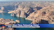 Outlets At Blue Mesa, Other Upstream Reservoirs Opened To Raise Near-Critical Water Level At Lake Powell