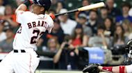 Astros' Michael Brantley still producing at an elite rate