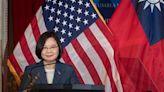 美國務卿賀小英就職 總統府
