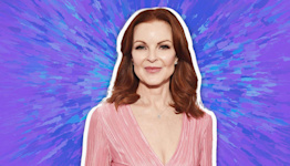 How Marcia Cross Brought Her Scheming 'Desperate Housewives' Energy to Netflix's 'You'