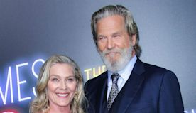 Jeff Bridges Shares the Secret to His 43-Year Marriage: 'It Was Love at First Sight'