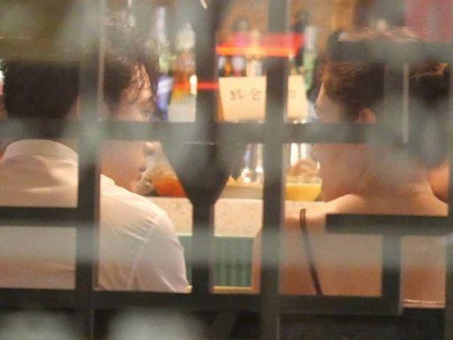 娛樂報報1/台前台後兩樣情 邱澤、許瑋甯慶功宴深情對望咬耳朵