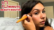 Alessia Cara's 10 Minute Beauty Routine For a Summery Look