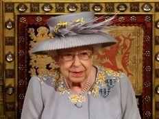 英女王自王夫葬禮後首度露面 主持國會開議大典