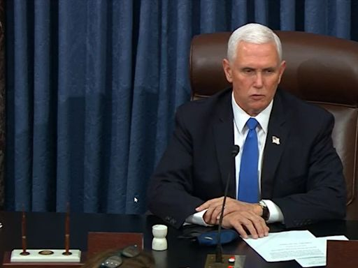 House passes 25th Amendment resolution asking Pence to remove Trump from office, but the vice president isn't interested