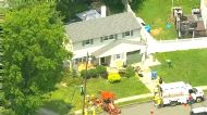 Man injured during gas explosion in New Jersey home