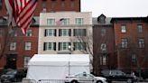 Blair House guest quarters a temporary home for VP Harris