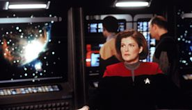 Monument to 'Star Trek: Voyager' captain to be unveiled in Bloomington, Indiana