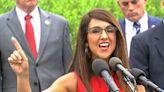 Lauren Boebert slammed as a 'hateful bigot' by colleague after mocking first trans four-star admiral