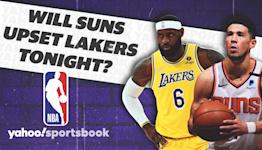 Betting: Will Suns upset Lakers tonight?