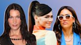 The Anti-Summer Hair Color That's Trending Now