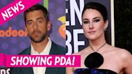 Aaron Rodgers Isn't Sure Which Family Members Will Be at Shailene Wedding