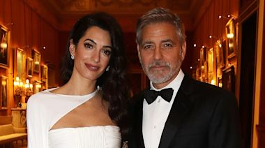 George Clooney Talks Shock of Learning Amal Was Pregnant with Twins and Jokes, 'I Was Up for One !'