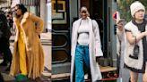 2021 秋冬時尚趨勢:毛茸茸的單品承包着時尚與溫暖