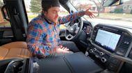 2021 Ford F-150 Platinum Driveway Test