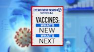 Eyewitness News Special on Vaccines: What's new, what's next