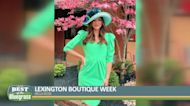 Celebrate Lexington Boutique Week at Bella Rose
