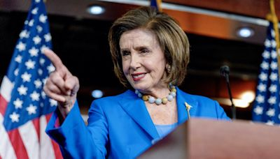 Pelosi thinks 'a lot' about what she would do if she 'ruled the world'