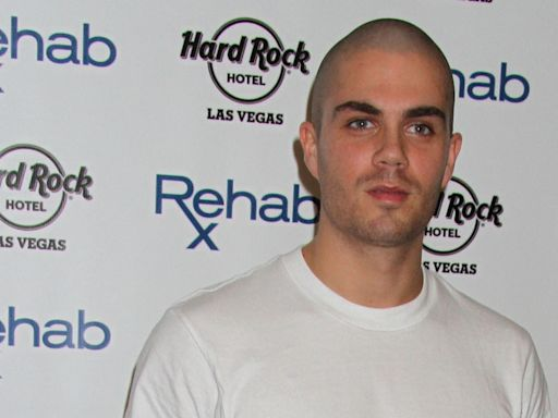 Max George ended up in hospital due to battling depression after The Wanted split