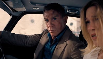 Daniel Craig Shows Off His James Bond Action Moves in New No Time to Die Trailer
