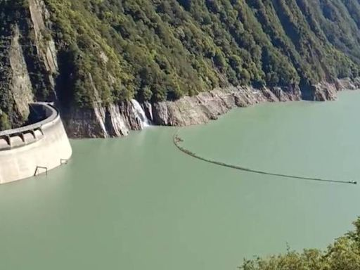 德基水庫再進帳141萬噸 台中水情橙燈轉黃燈