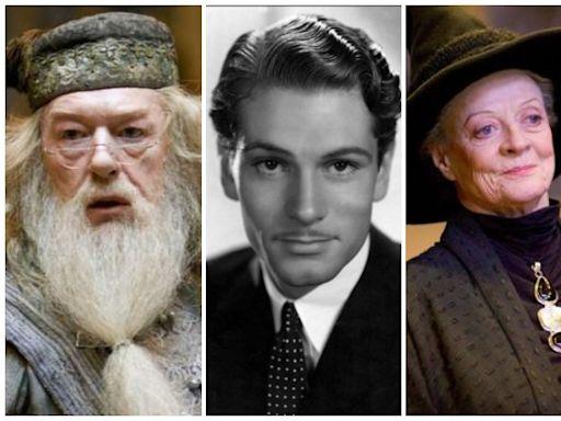 麥教授是絕世美女!《哈利波特》資深演員「年輕高顏值模樣」回顧 石內卜「貴族王子帥樣」好迷人