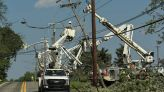 Thousands of Michigan residents left in the dark after severe weekend storms
