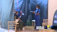 Baltimore pulls out all the stops with COVID-19 vaccine clinics