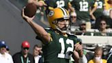 Packers' Aaron Rodgers explains reason for long hair, cites 'hero'