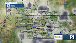 Lelan's early morning forecast: Saturday, October 23, 2021