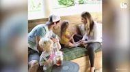 Gossip Girl's Jessica Szohr, Brad Richardson Welcome 1st Child Together