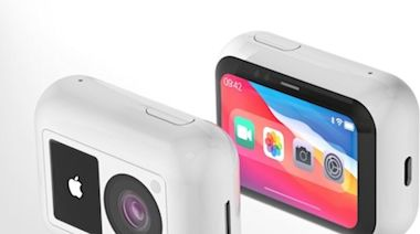 GOPRO小心!蘋果將推出全新運動相機「AIRCAM」可以自拍還防水