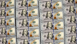 Fact check: False claim that police can track $100 bills using technology in blue line