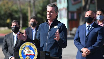 Gavin Newsom signs tax break on pandemic loans for many California businesses