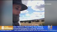 ... Crew Member Killed, Second Wounded When Alec Baldwin Discharges Prop Gun On Movie Set In New Mexico
