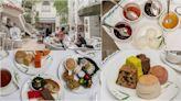 朝聖曼谷經典場景~在東方文華Authors' Lounge品味下午茶
