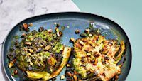 This Roasted Romanesco Recipe Brings the Overlooked Veggie to Life
