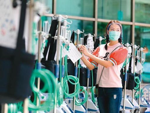 【賈永婕專訪1】她宛如台灣啦啦隊長 募資近億元捐贈救命神器